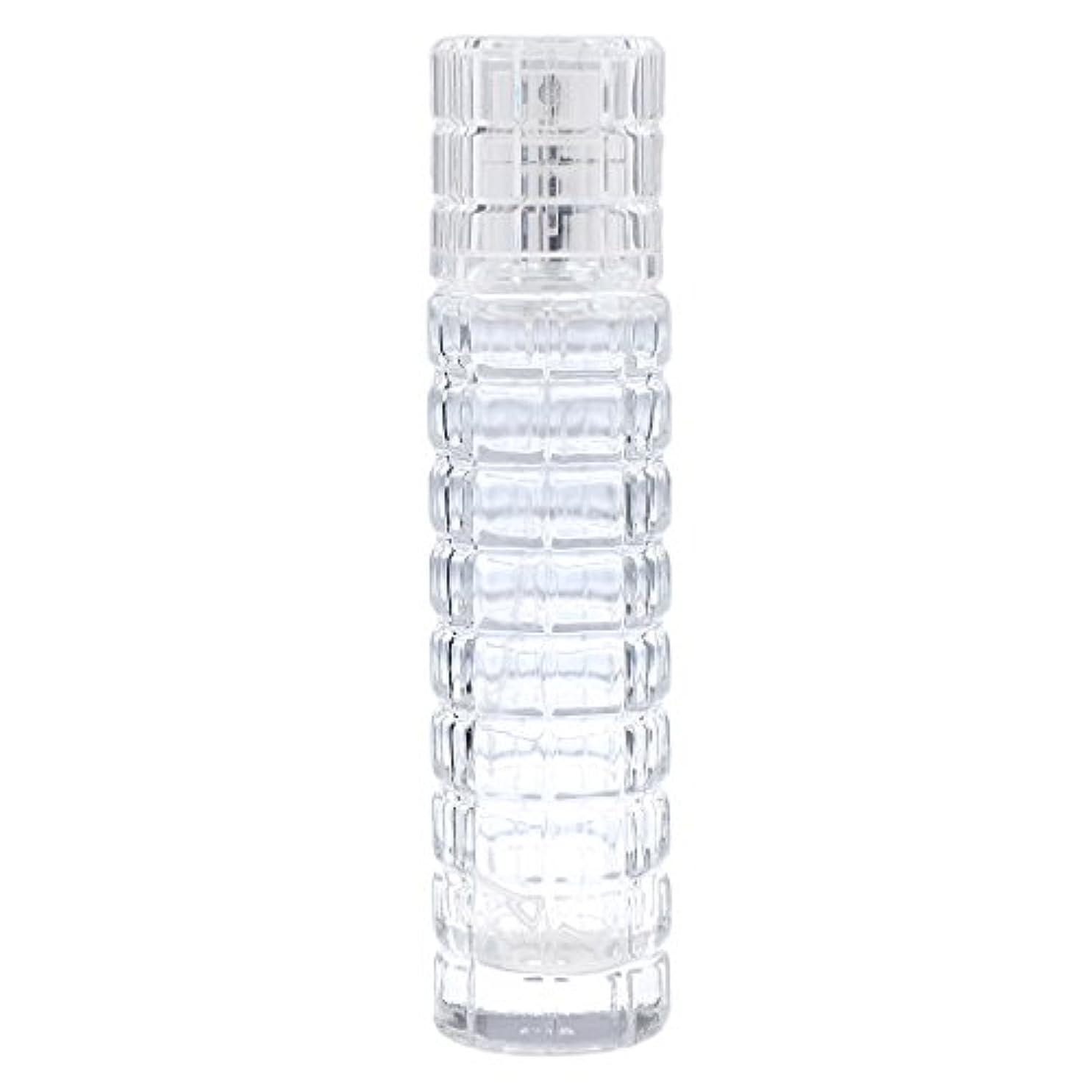 相互接続ほこりスライス詰め替え可能 空 香水ボトル ガラス 香水瓶 アトマイザー スプレー 旅行用 30ml 便利 クリア