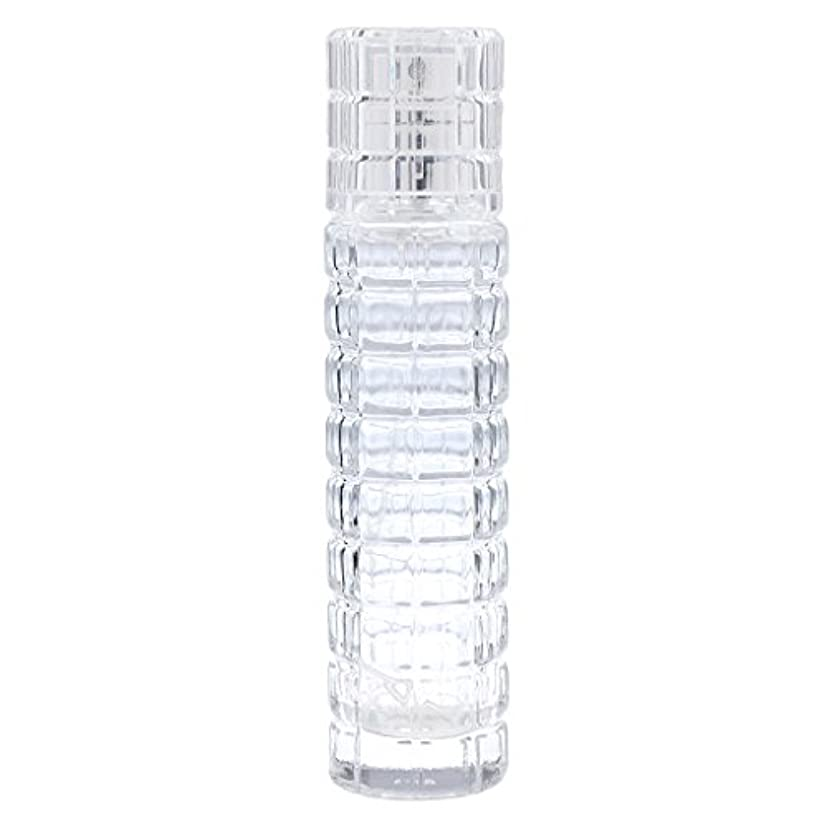 志す無許可定常小型 詰め替え可能 空 香水ボトル ガラス 香水瓶 アトマイザー スプレー 旅行用 30ml 便利 クリア