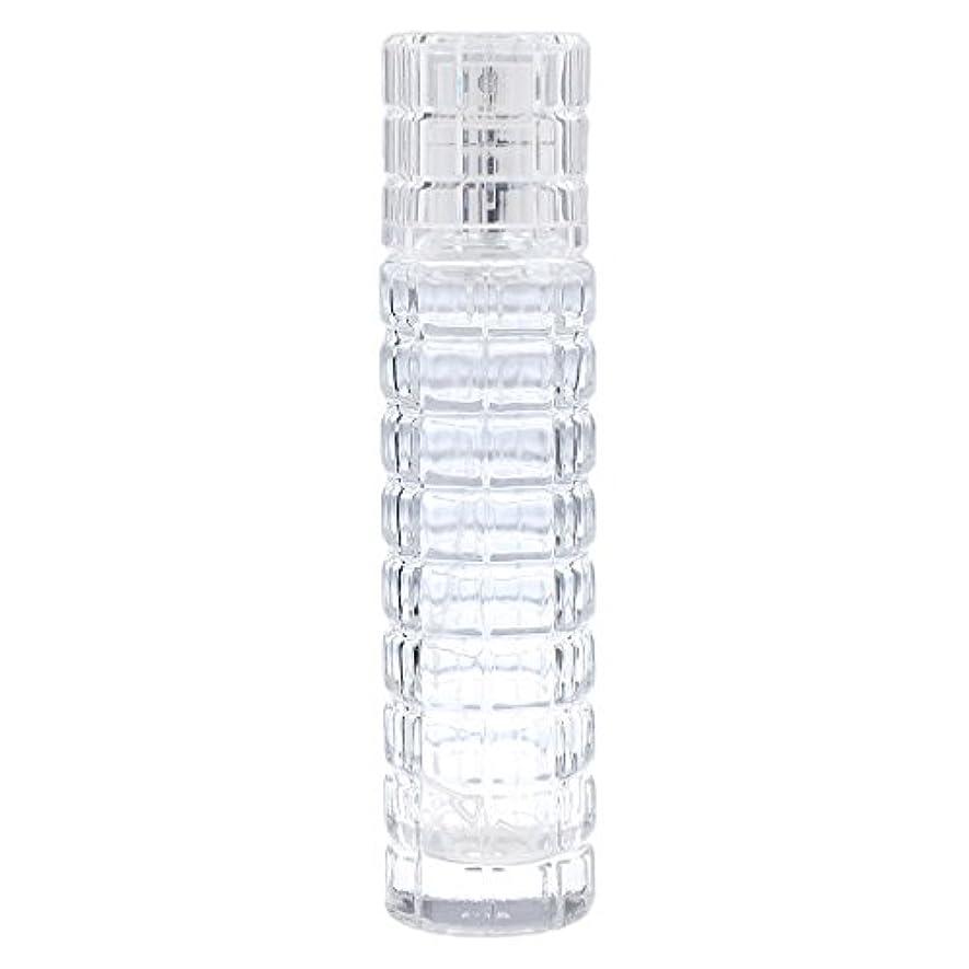 霜またはどちらか状ミニ 詰め替え可能 耐久性 ガラス 空 香水瓶 旅行 香水 スプレーボトル アトマイザー 30ml クリア