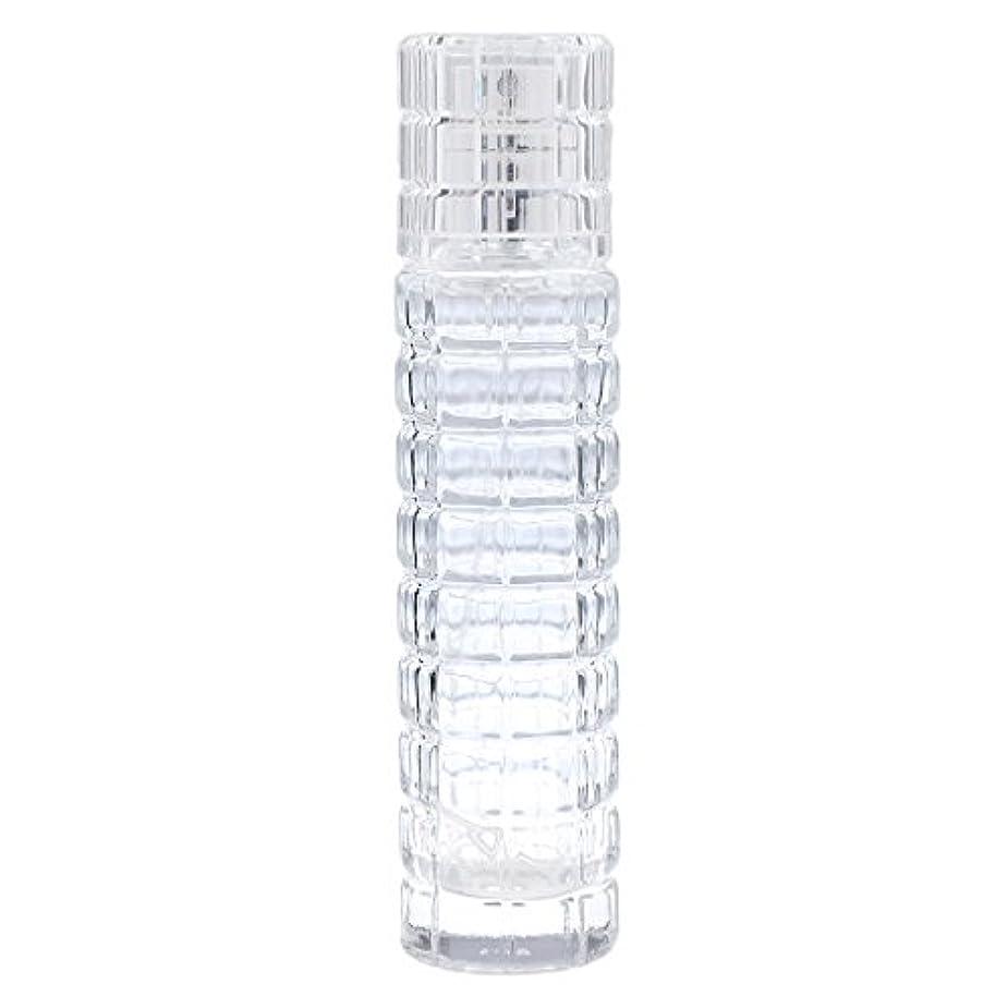フライト活気づく海港小型 詰め替え可能 空 香水ボトル ガラス 香水瓶 アトマイザー スプレー 旅行用 30ml 便利 クリア