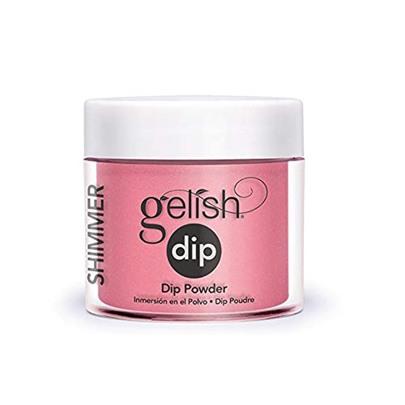 杖確率慰めHarmony Gelish - Acrylic Dip Powder - Cancan We Dance? - 23g / 0.8oz