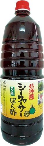 シークヮーサー ぽん酢 (1800ml)