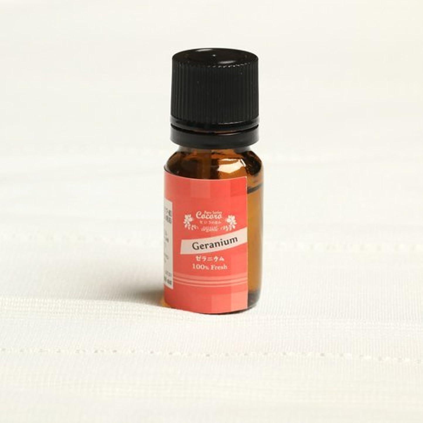 エトナ山司書彫るゼラニウム 精油100% 2本セット