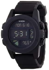 [ニクソン]NIXON 腕時計 UNIT BLACK NA197000-00 メンズ 【正規輸入品】