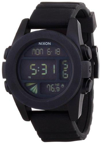 UNIT BLACK NA197000-00 メンズ 【正規輸入品】 ニクソン