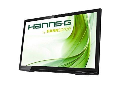 Hannspree 27 INCH HT273HPB touch screen monitor 1920 x 1080 hDMI VGA & Speakers [並行輸入品]