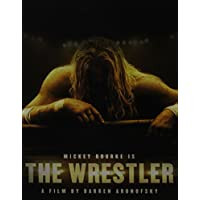 The Wrestler Blu-ray Steelbook Ultra Limited Zavvi Exclusive #/2000 Copies