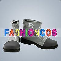 ★サイズ選択可★男性26.5CM UA0558 ログ・ホライズン LOG HORIZON シロエ コスプレ靴 ブーツ
