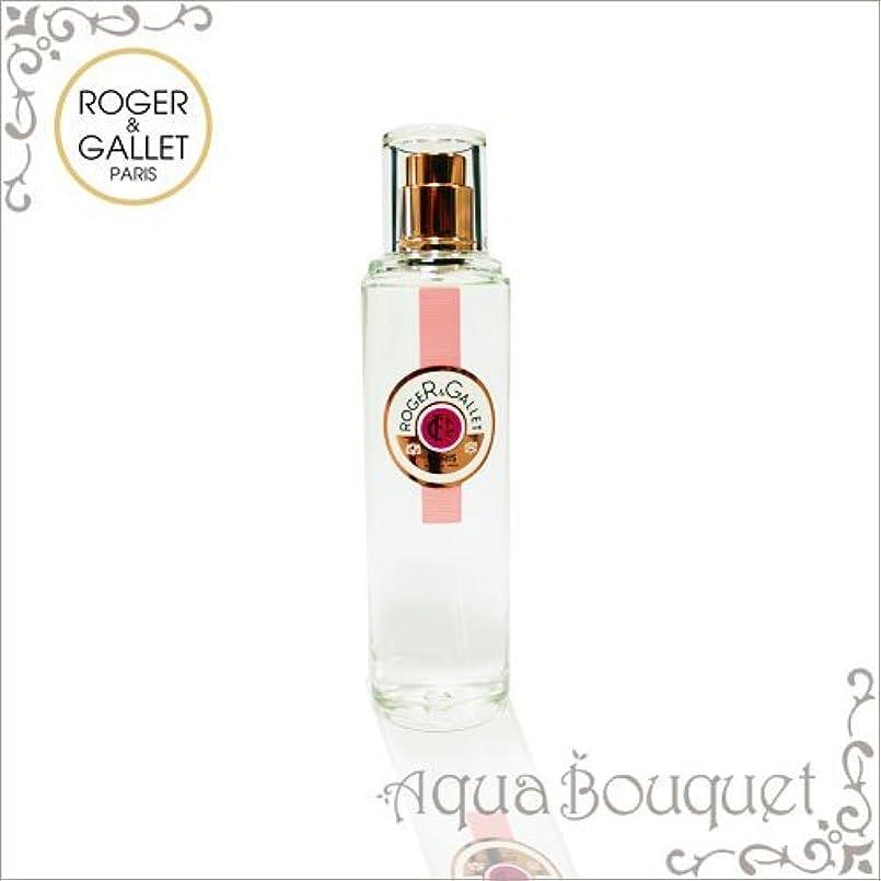 ロジェガレ ローズイマージナリーパフューム ウォーター 30ml ROGER&GALLET ROSE IMAGINAIRE FRAGRANT WATER [並行輸入品]