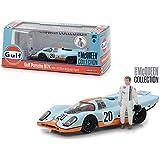 Greenlight 1:43 Steve McQueen Collection - Gulf Porsche 917K…