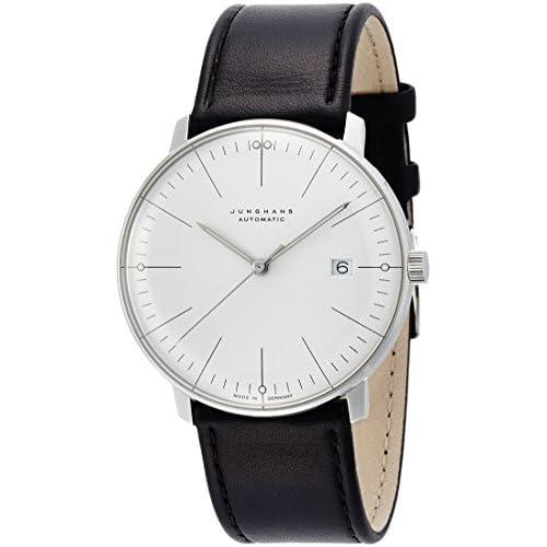 [ユンハンス]JUNGHANS 腕時計 自動巻き 027 4002 00 メンズ 【正規輸入品】