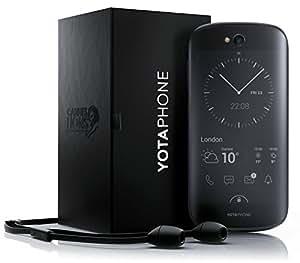 YOTAPHONE 2 (YD201) LTE, 32GB,SIMフリー Black [並行輸入品]