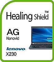 Healingshield スキンシール液晶保護フィルム Anti-Fingerprint Anti-Glare Matte Film for Lenovo Laptop Thinkpad X230