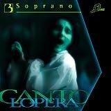 ソプラノのためのオペラ・アリア集 3(カラオケ付)- プッチーニ/ボーイト/ヴェルディ/モーツァルト (CD - 2012)