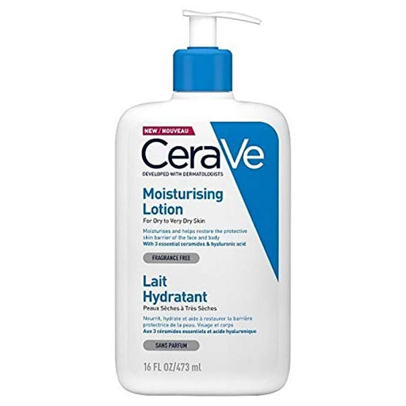 細い嵐の悲観的[CeraVe] Cerave保湿ローション473ミリリットル - CeraVe Moisturising Lotion 473ml [並行輸入品]