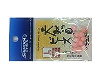 下田漁具 天然貝ビーズ丸型 L ライトピンク