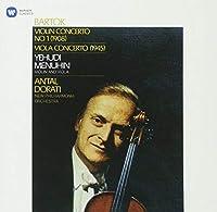 バルトーク:ヴァイオリン協奏曲第1番、ヴィオラ協奏曲(UHQCD)