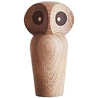 ARCHITECTMADE(アーキテクトメイド) Owl small オウル スモール H:12cm ナチュラル 460