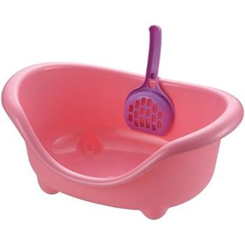 リッチェル こネコのトイレ ピンク