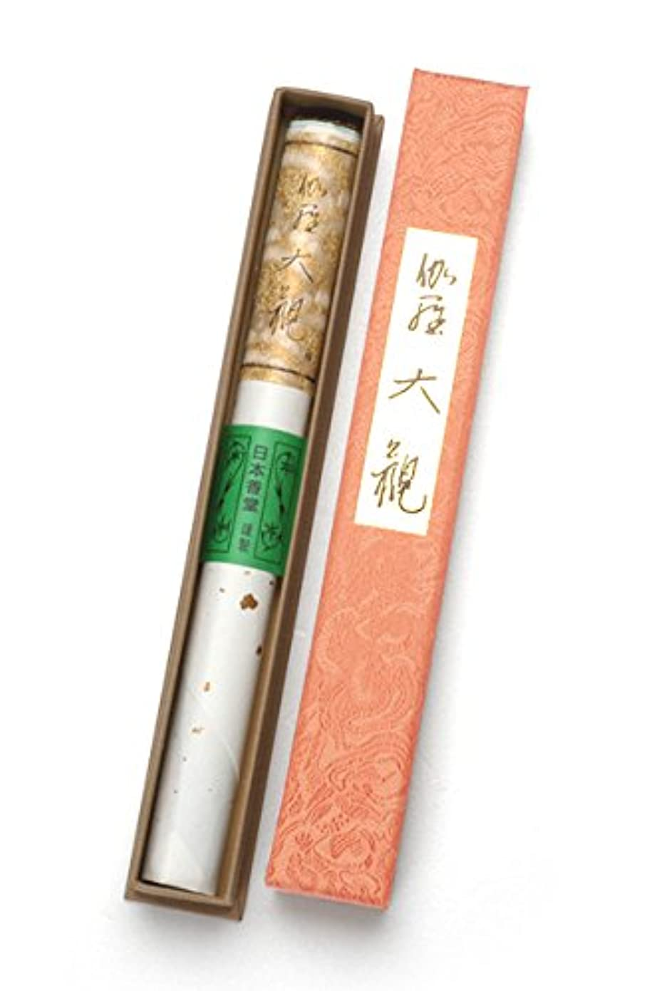 宿命分類驚きNippon Kodo – Kyara Taikan – プレミアムAloeswood Long Stick Incense 100 Sticks