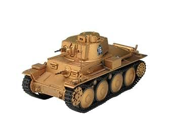 プラッツ ガールズ&パンツァー 38 (t) 戦車 カメさんチームver 1/35スケール プラモデル