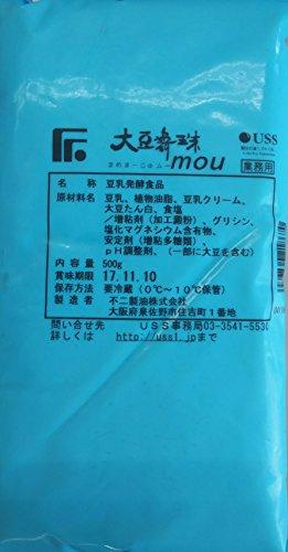 冷蔵 大豆舞珠 ( まめまーじゅ ) MOU 500g とろとろ マメマージュ 業務用