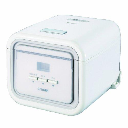 RoomClip商品情報 - TIGER マイコン炊飯ジャー <炊きたてミニ> (3合炊き) シンプルホワイト JAJ-A550-WS
