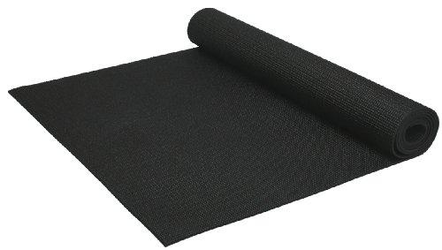 inFIT ヨガマット ブラック YKB350