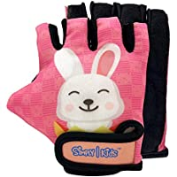Simply Kids Bike Gloves for Boys Girls Toddlers