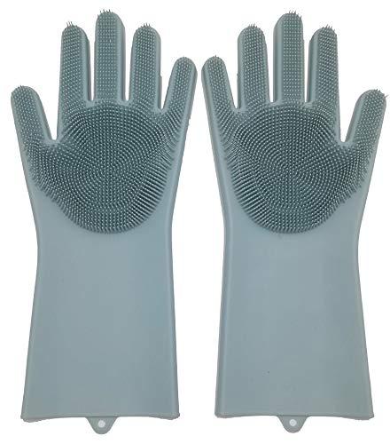 YFF清潔な手袋 手袋の多機能 キッチン食器用手袋 食品グレ...
