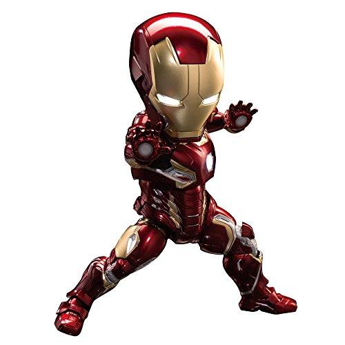 エッグアタック・アクション アベンジャーズ/エイジ・オブ・ウルトロン #013アイアンマン・マーク45 高さ約16センチ プラスチック製 塗装済みアクションフィギュア