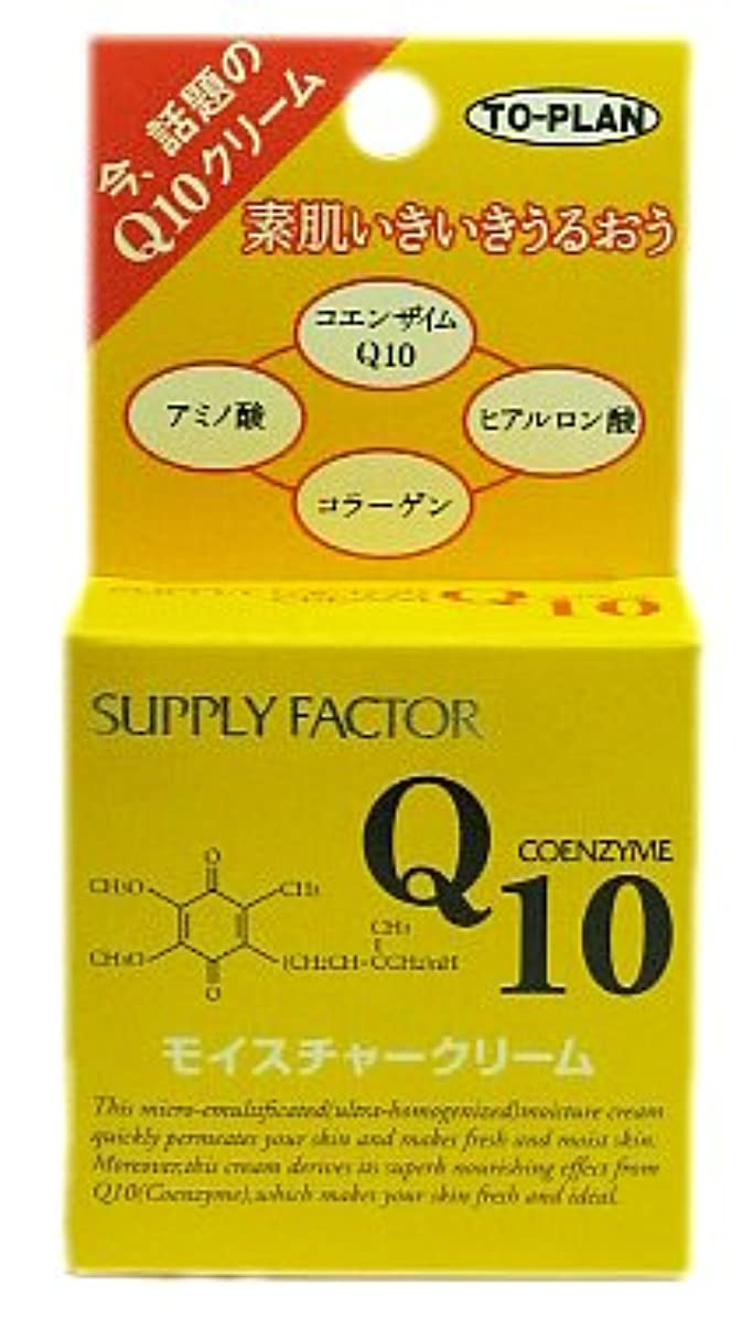 参照する資格汚いトプラン Q10モイスチャークリーム30g