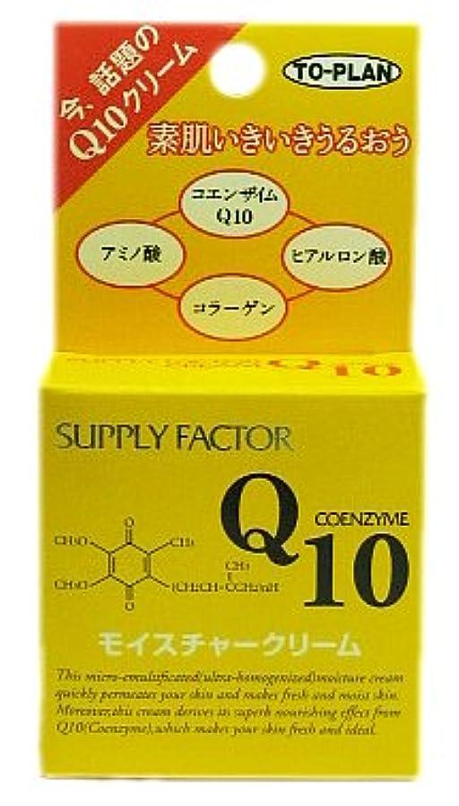 人火傷順応性トプラン Q10モイスチャークリーム30g