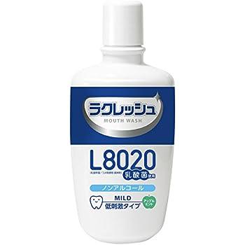 ジェクス ラクレッシュ L8020 乳酸菌 マウスウォッシュ 300mL (マイルド)