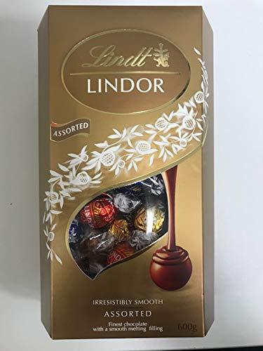 リンドール トリュフチョコレート アソート 600g