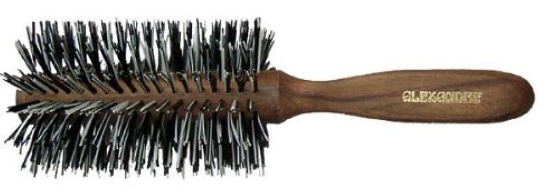 補助優先権例示するアレキ ゴマ毛ロール ブラシL