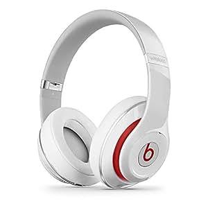 Beats by Dr.Dre Studio Wireless 密閉型ワイヤレスヘッドホン ノイズキャンセリング Bluetooth対応 ホワイト MH8J2PA/A【国内正規品】