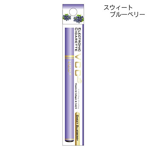 ヒロ・コーポレーション エレクトロニック シガレット VCCスウィートブルーベリー (HZ-ECVC001GM)