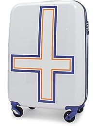 (イノベーター)INNOVATOR スーツケース INV55/55T 55cm 【INV55】WHITE-TRICO