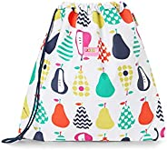 Penny Scallan Drawstring Bag Big City Gym Bag