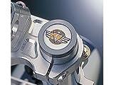 ポッシュ(POSH) フロントフォークトップキャップ シルバー GPZ900R 033150-03