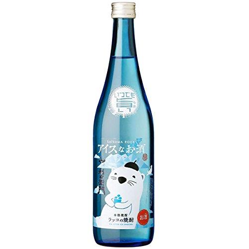 【冷やし焼酎始めました】【夏季限定】アイスなお酒 利右衛門(りえもん) 12度 720m