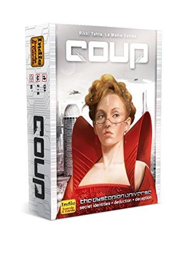 クー (Coup: The Dystopian Universe) カードゲーム