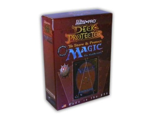ウルトラプロ Ultra Pro MTG マジック・ザ・ギャザリング デッキプロテクター 絶版品 カードケース