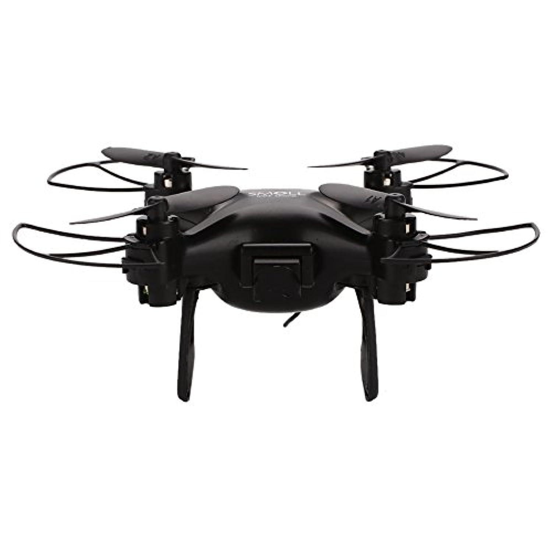 D13クアドコプター、カメラ付き航空機なしのミニ固定高さドローン高性能ミニ4チャンネル速度調節可能な3Dフリップドローン