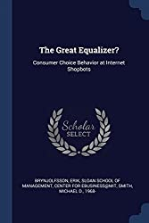 The Great Equalizer?: Consumer Choice Be