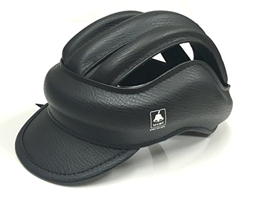 lovell(ラベル) ヘルメット 自転車 ヘルメット カスク ブラック L 4938402821960 ブラック L