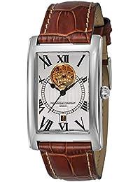 [フレデリック・コンスタント]FREDERIQUE CONSTANT 腕時計 クラシックカレハートビート シルバー文字盤 315MS4C26-LB メンズ 【並行輸入品】