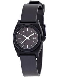 [ニクソン]NIXON SMALL TIME TELLER P: BLACK NA425000-00 レディース 【正規輸入品】