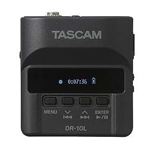 TASCAM タスカム/DR-10L ピンマイクレコーダー